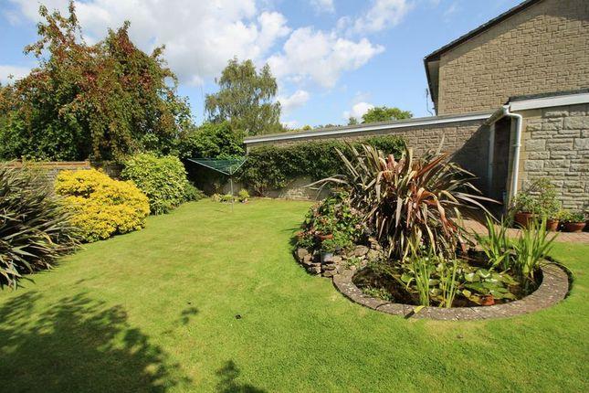 Rear Garden of Parsons Mead, Flax Bourton, Bristol BS48
