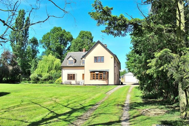 Thumbnail Detached house for sale in Little Leighs, Chelmsford, Essex