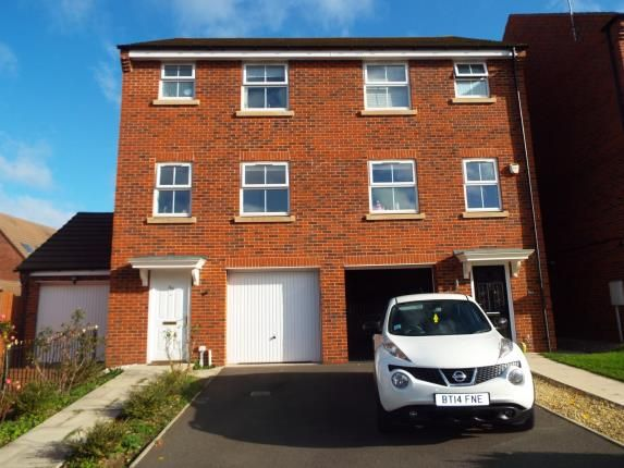 Thumbnail Semi-detached house for sale in Lupin Drive, Huntington, Cannock, Staffordshire
