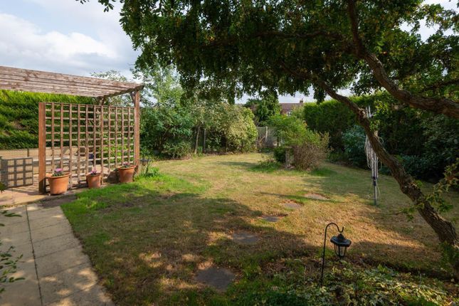 Garden of Ross Gardens, Rough Common, Canterbury CT2