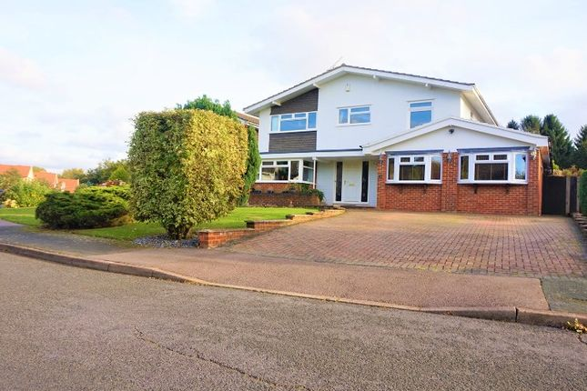 Thumbnail Detached house for sale in Conifer Drive, Culverstone Green, Meopham