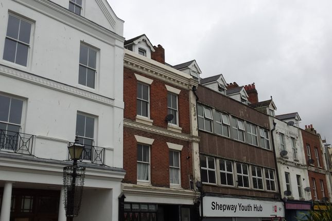 Thumbnail Maisonette to rent in Grace Hill, Folkestone
