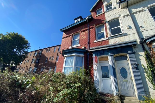 Thumbnail End terrace house for sale in 27 Lancaster Road, Hartlepool, Cleveland