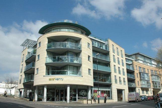 Thumbnail Flat for sale in Merchants Road, Clifton, Bristol