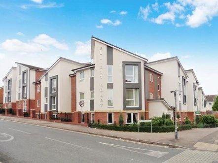 Thumbnail Flat for sale in Elliott Court, High Street North, Dunstable, Bedfordshire