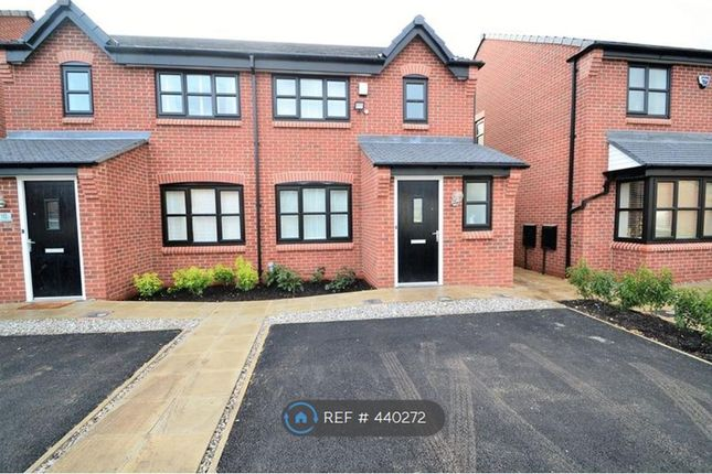 Thumbnail Semi-detached house to rent in Cassidy Way, Eccles, Manchester