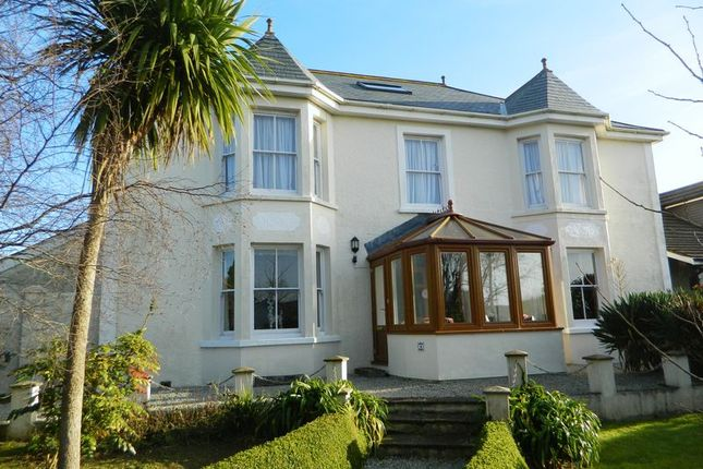 Thumbnail Detached house for sale in Trelissick Road, Hayle