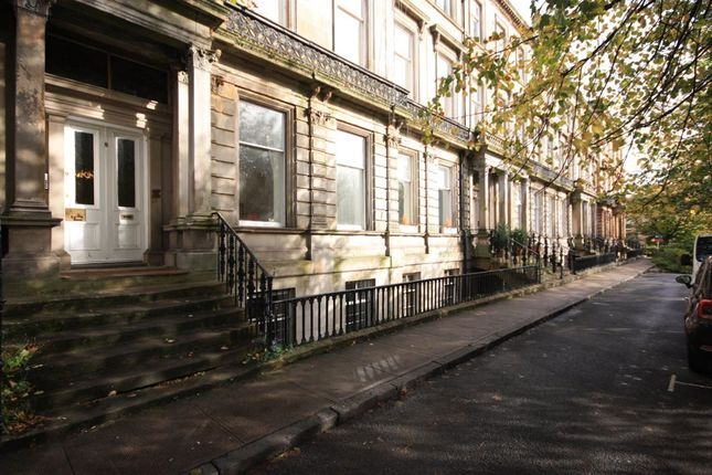 Thumbnail Flat to rent in Ruskin Terrace, Glasgow