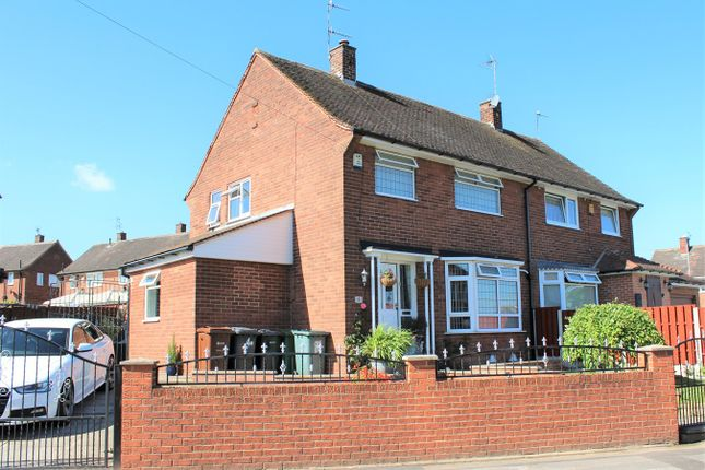 Semi-detached house for sale in West Grange Close, Leeds