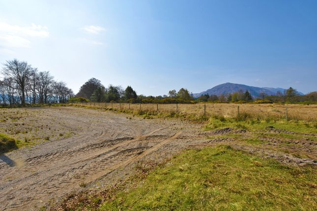 Thumbnail Land for sale in Clovullin, Ardgour, By Fort William