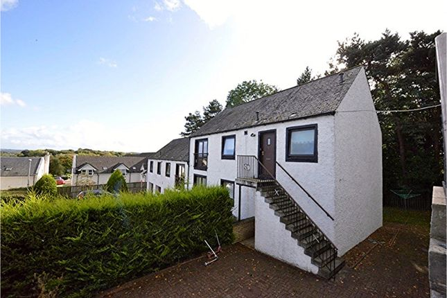 Thumbnail Flat for sale in Hurlethill Court, Glasgow