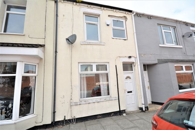Thumbnail Terraced house for sale in Spencer Street, Eldon Lane, Bishop Auckland