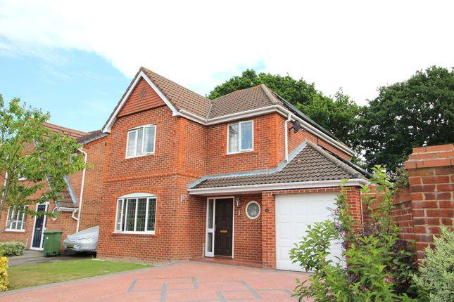 Thumbnail Detached house for sale in Branewick Close, Titchfield, Fareham