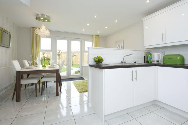 """Thumbnail Detached house for sale in """"Shaftesbury"""" at The Green, Upper Lodge Way, Coulsdon"""