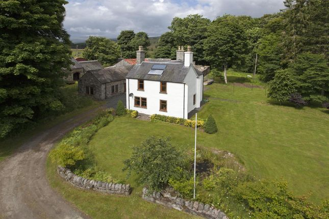 Thumbnail Detached house for sale in Kirkmichael, Blairgowrie