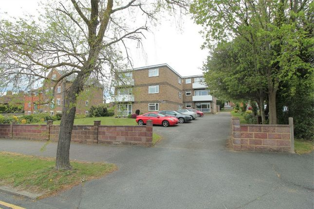Thumbnail 2 bedroom flat for sale in Tudor Court, Collington Avenue, Bexhill On Sea