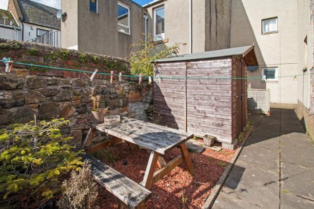Garden of George Street, Ayr, South Ayrshire KA8