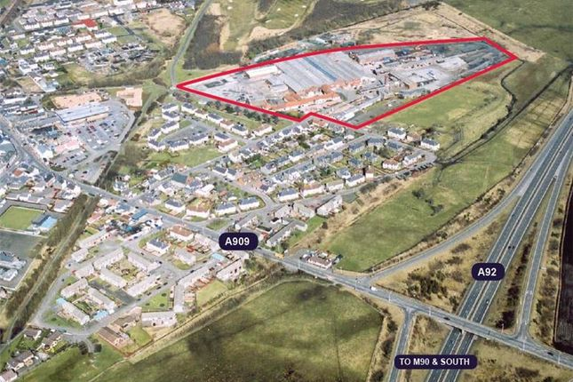 Thumbnail Commercial property to let in 2, 3, 4B, 16 & 17, 31, 42, Thistle Industrial Estate, Church Street, Cowdenbeath, Fife, Scotland