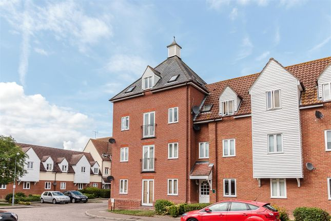 Thumbnail Flat for sale in Melba Court, Writtle, Chelmsford
