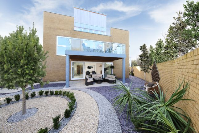 Thumbnail Detached house for sale in The Villas At Lymington Shores, Bridge Road, Lymington, Hampshire