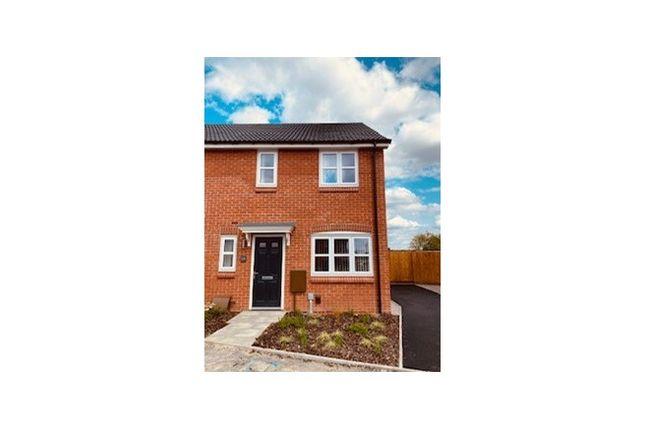 Thumbnail Semi-detached house for sale in Plot 13 & 14, 21 & 23 Brookline Drive, Wingerworth, Derbyshire