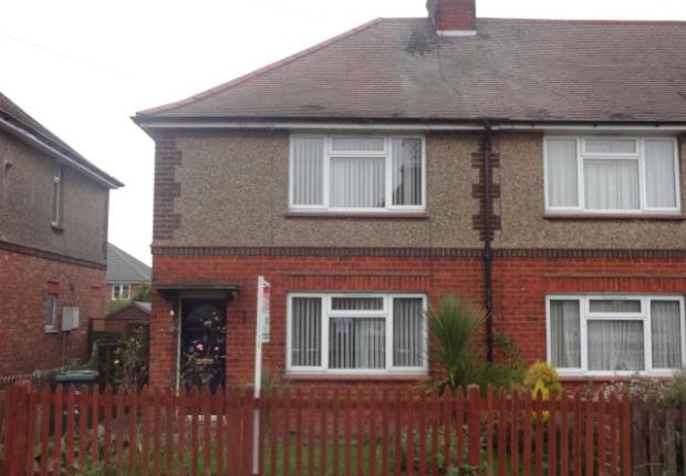 Thumbnail End terrace house to rent in Highfield Road, Rushden