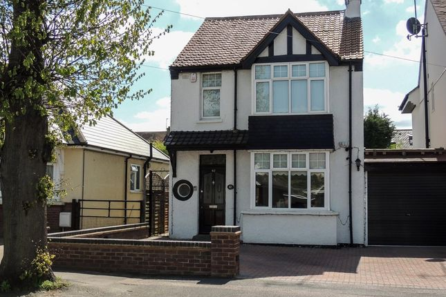 Thumbnail Detached house for sale in Portland Avenue, Gravesend