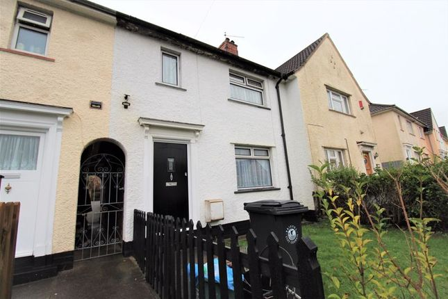 Thumbnail Terraced house to rent in Lynton Road, Bedminster, Bristol