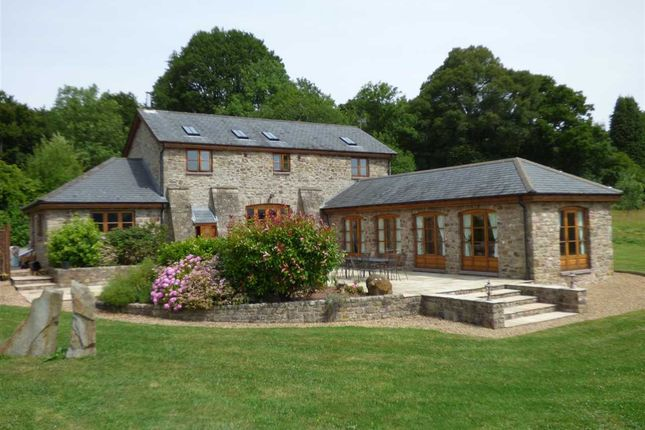 Thumbnail Barn conversion to rent in Wye Valley Barns, Brockweir Common, Brockweir, Chepstow