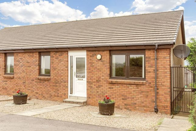 Thumbnail Semi-detached bungalow for sale in 26 Cochrina Place, Rosewell