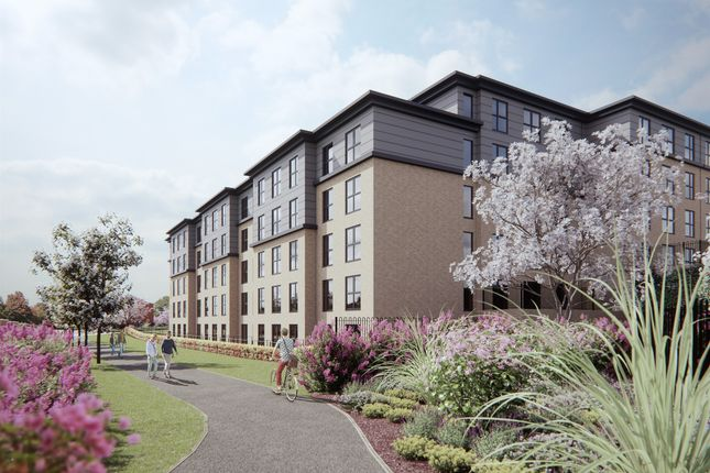 1 bed flat for sale in Nightingale Quarter, Derby DE1