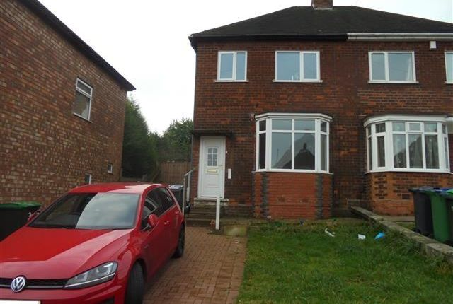 Thumbnail Property to rent in Timothy Road, Tividale, Oldbury