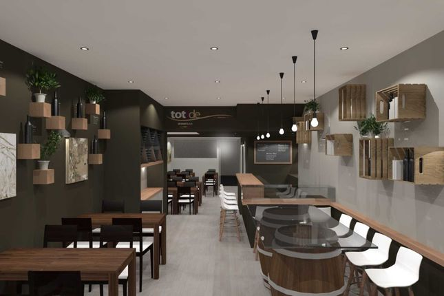 Thumbnail Restaurant/cafe for sale in Chelverton Road, London