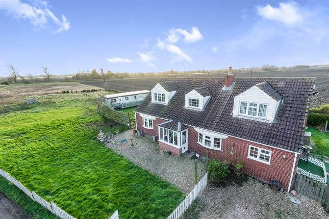 Thumbnail Detached bungalow for sale in Lady Lane, Wainfleet, Skegness