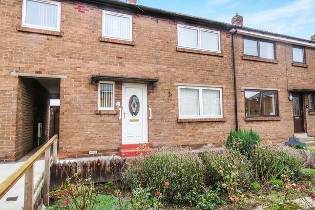 3 bed terraced house for sale in Weetwood Avenue, Wooler