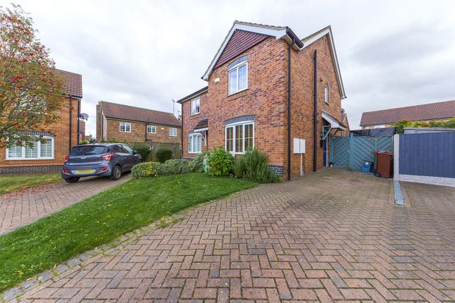 2 bed semi-detached house for sale in Sandpiper Way, Barton-Upon-Humber, North Lincolnshire DN18