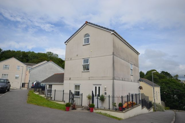 Thumbnail Flat for sale in Newbridge View, Truro
