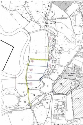 Thumbnail Land for sale in Hampshire Hatches Lane, Ringwood, Hampshire