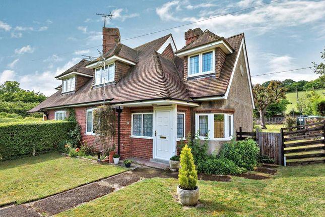 Thumbnail Semi-detached house for sale in Urquhart Lane, Ipsden, Wallingford