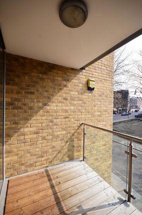 Thumbnail Flat to rent in Cubitt Street, King's Cross, London