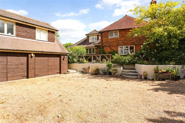 Thumbnail Detached house for sale in Honey Lane, Selborne, Hampshire