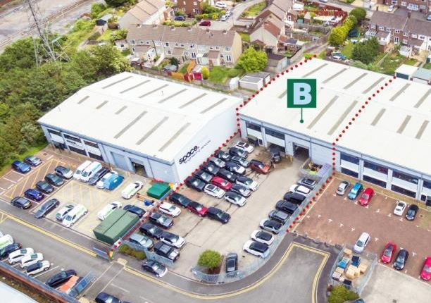 Industrial to let in Unit, Unit B Causeway Central, Pioneer Park, Bristol