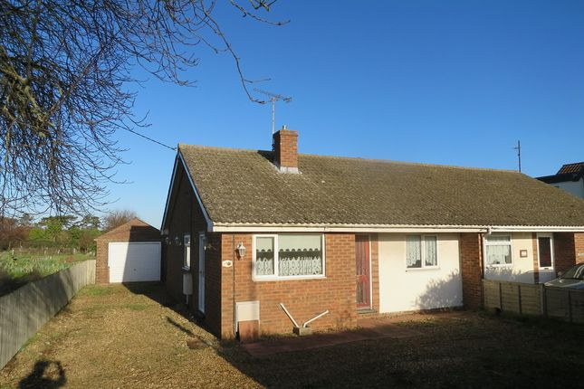 3 bed semi-detached bungalow for sale in Mildenhall Road, Fordham, Ely