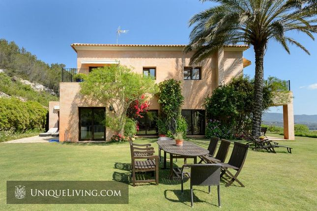 Thumbnail Villa for sale in Santa Eulalia, Ibiza, The Balearics