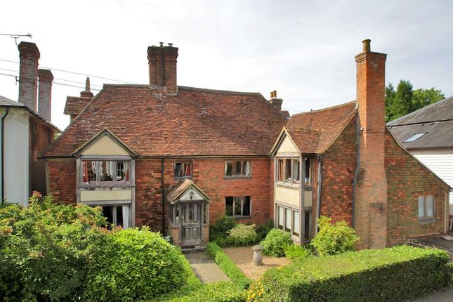 Thumbnail Detached house for sale in High Street, Cranbrook, Kent
