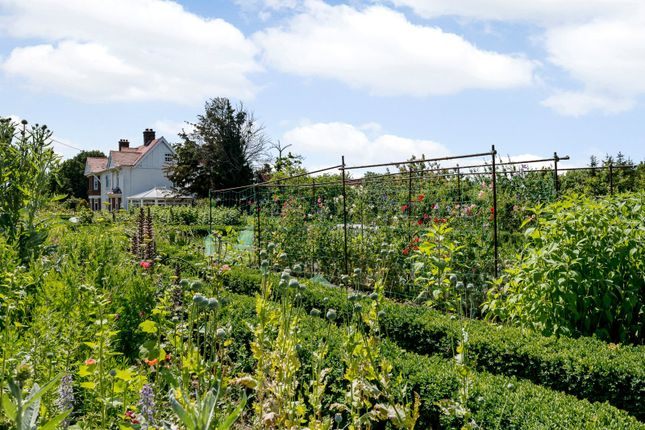 Kitchen Garden of Grove Hill, Dedham, Colchester CO7
