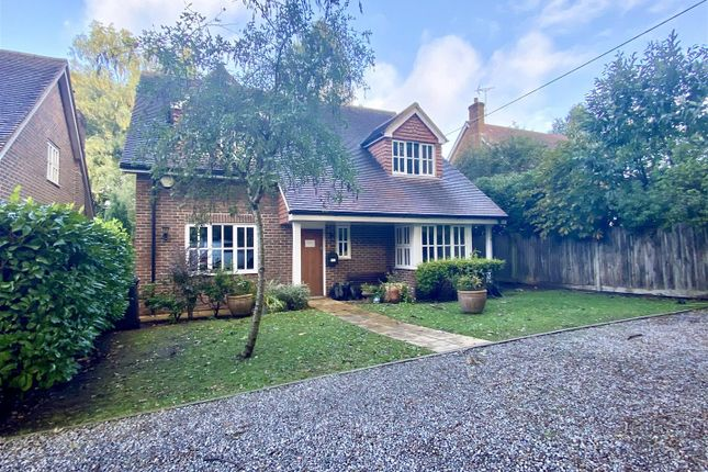 Thumbnail Detached house for sale in Coombe Road, Hill Brow, Liss