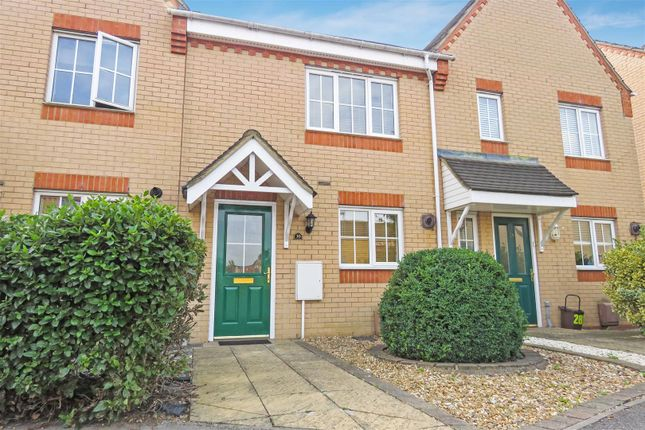 Thumbnail Terraced house to rent in Brunel Drive, Biggleswade