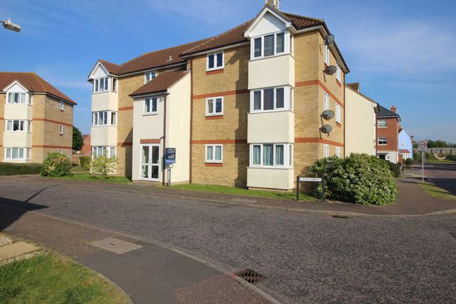 Thumbnail Flat for sale in Carraways, Witham