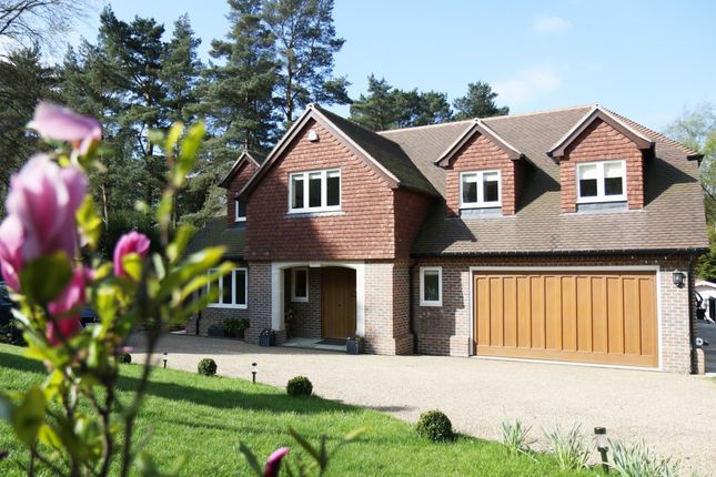 Thumbnail Detached house for sale in Hope Park, Crowborough, East Sussex